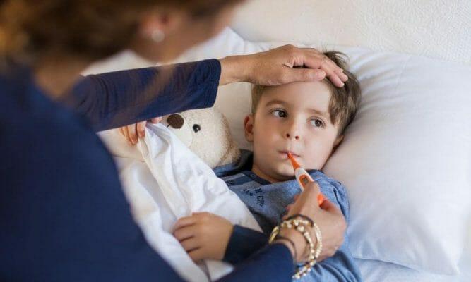 как правильно мерить температуру у ребенка