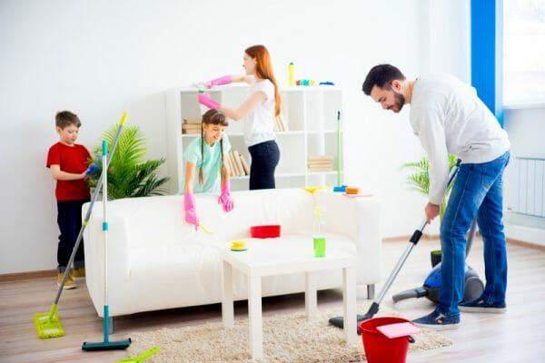 детские обязанности