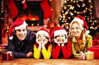 новогодние праздники с детьми