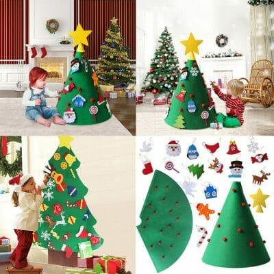 новогодняя елка для самых маленьких
