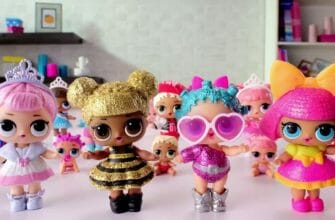 главная кукла