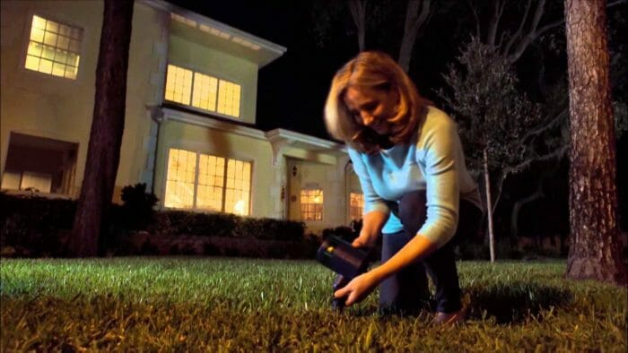 как пользоваться лазерным проектором