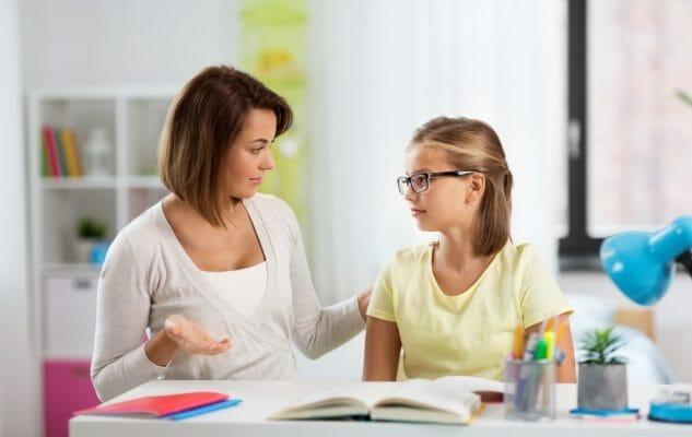 как разговаривать с детьми правильно