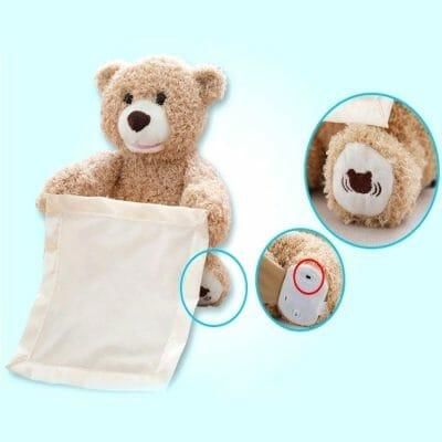 мягкая игрушка медведь Пикабу