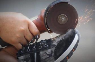 неубиваемые кроссовки