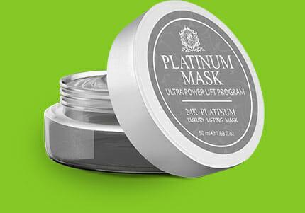 баночка с маской для лица
