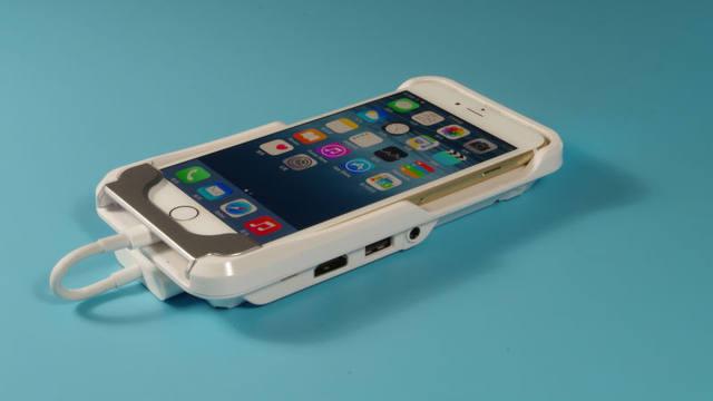 проектор для смартфона IMEGO G6S внешний вид