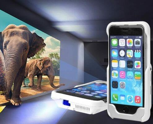 проектор на смартфон
