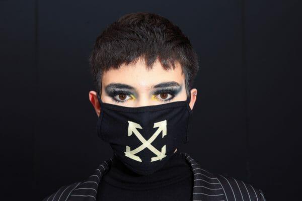маска из хлопка